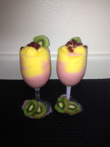 Twin Smoothies